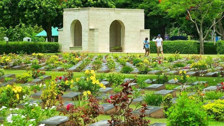 สุสานทหารสัมพันธมิตร (Chong Kai Allied War Cemetery ...